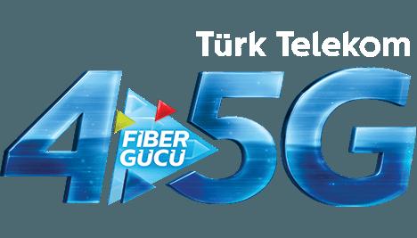 4.5G Hattını Alana Turk Telekom 10GB Hediye