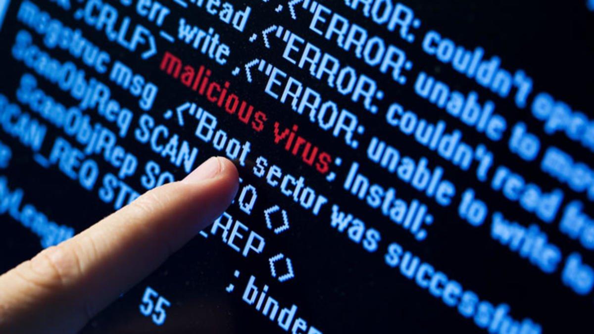 Tek Harf Bile Virüs Kapmanıza Neden Olabilir! Tek Harf Bile Virüs Kapmanıza Neden Olabilir Tek Harf Bile Virüs Kapmanıza Neden Olabilir! computerVirus TrueIT