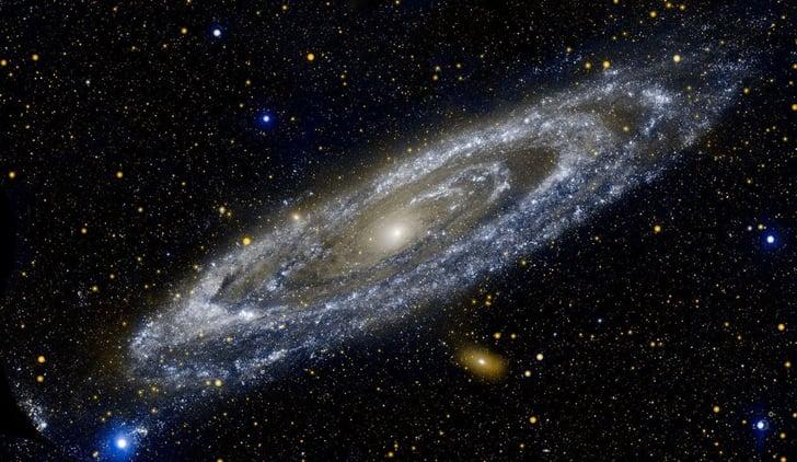 Yeni Galaksiler Keşfedildi!