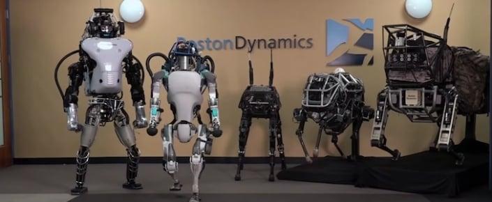 Google Google'nin Robotları Ortalığı Kasıp Kavuruyor! kendi urettigi robotlar google i korkuttu hepsi satiliyor 705x290