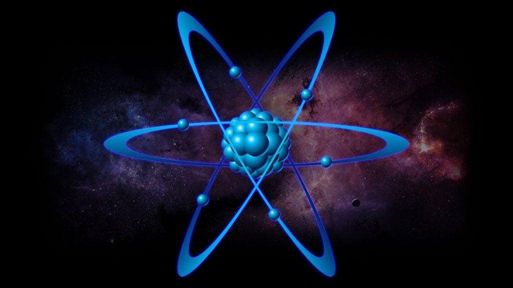Tek Atomdan Oluşan Motor Yapıldı Tek Atomdan Oluşan Motor Yapıldı atom