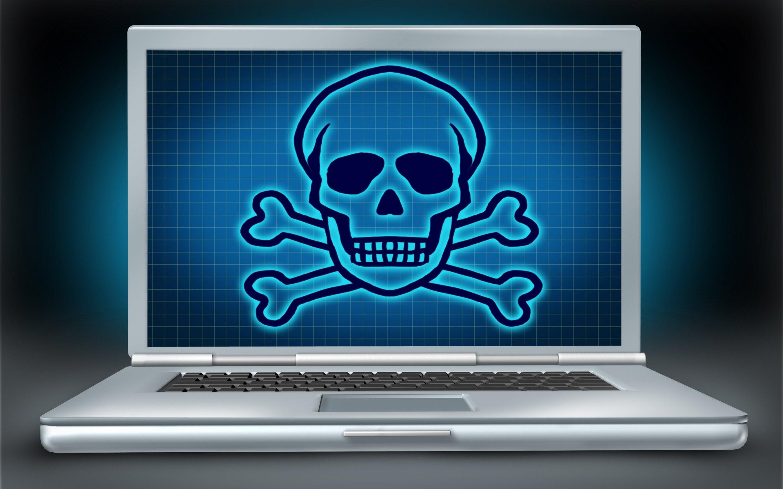 Kullanıcıların Yeni Kabusu: Fidye İsteyen Virüsler kullanıcıların yeni kabusu: fidye İsteyen virüsler Kullanıcıların Yeni Kabusu: Fidye İsteyen Virüsler laptop keyboard skull screen hacker virus technology 2880x1800