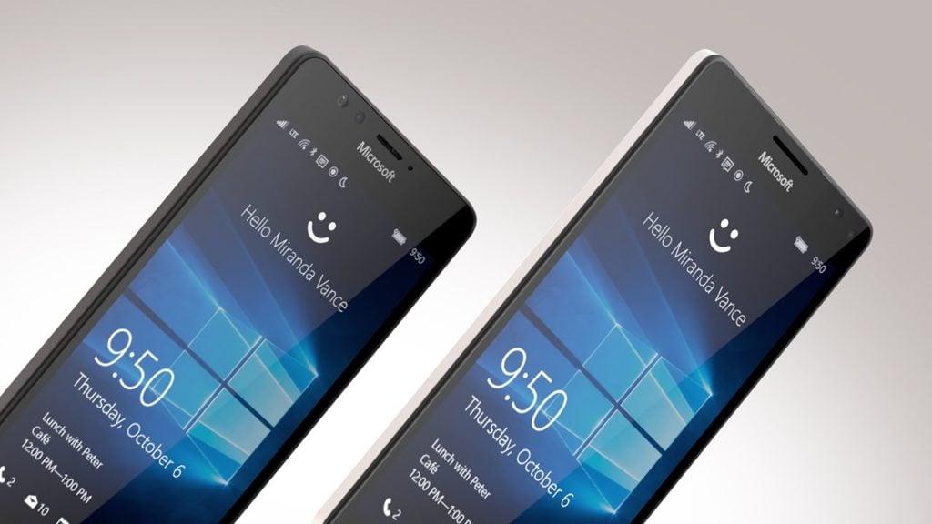 Microsoft Lumia 950 Akıllı Telefonu Bedavaya Sunuyor!