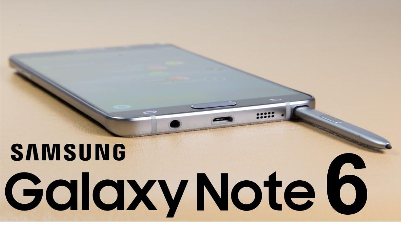 Galaxy Note 6'nın Model Numarası Belli Oldu!