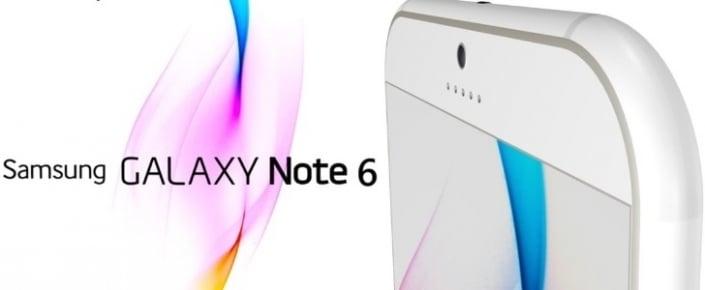 Galaxy Note 6 Hakkında Detaylar Gelmeye Başladı