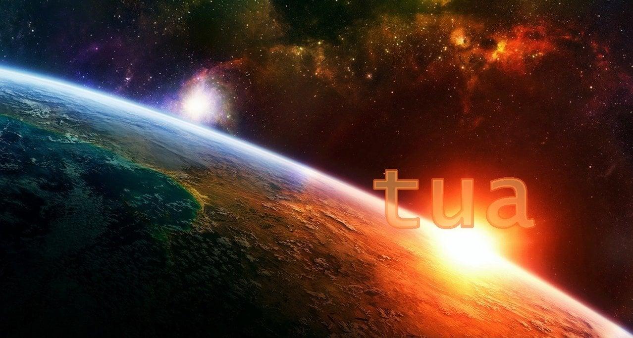 Türk'ün Uzayla İmtihanı Başlayacak Türk'ün Uzayla İmtihanı Başlayacak! tua