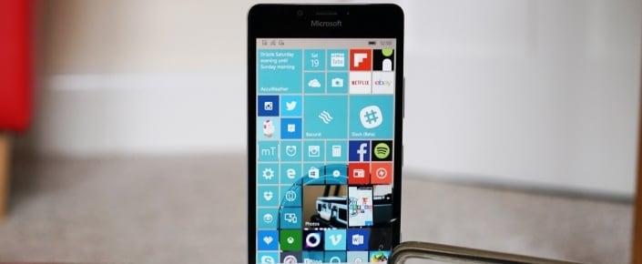 Windows 10 Mobile 64-Bit Desteği Alacak