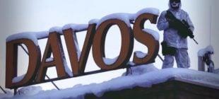 DAVOS'TA KESKİN NİŞANCILAR DRONE AVINDA