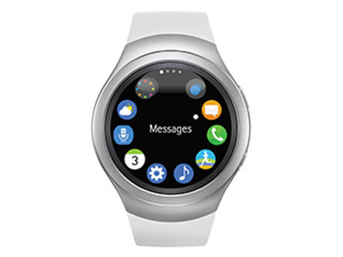 Samsung Gear S2, S3 ve Fit2 iOS İle Uyumlu Hale Geldi! Samsung Gear S2, S3 ve Fit2 iOS İle Uyumlu Hale Geldi! Gear S2 Sport Circular Interface Wht 7 SM R7200ZWAXAR