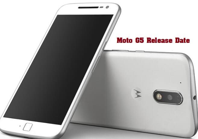 İşte motorola moto g5'in Özellikleri İşte Motorola Moto G5'in Özellikleri Motorola Moto G5 Release date
