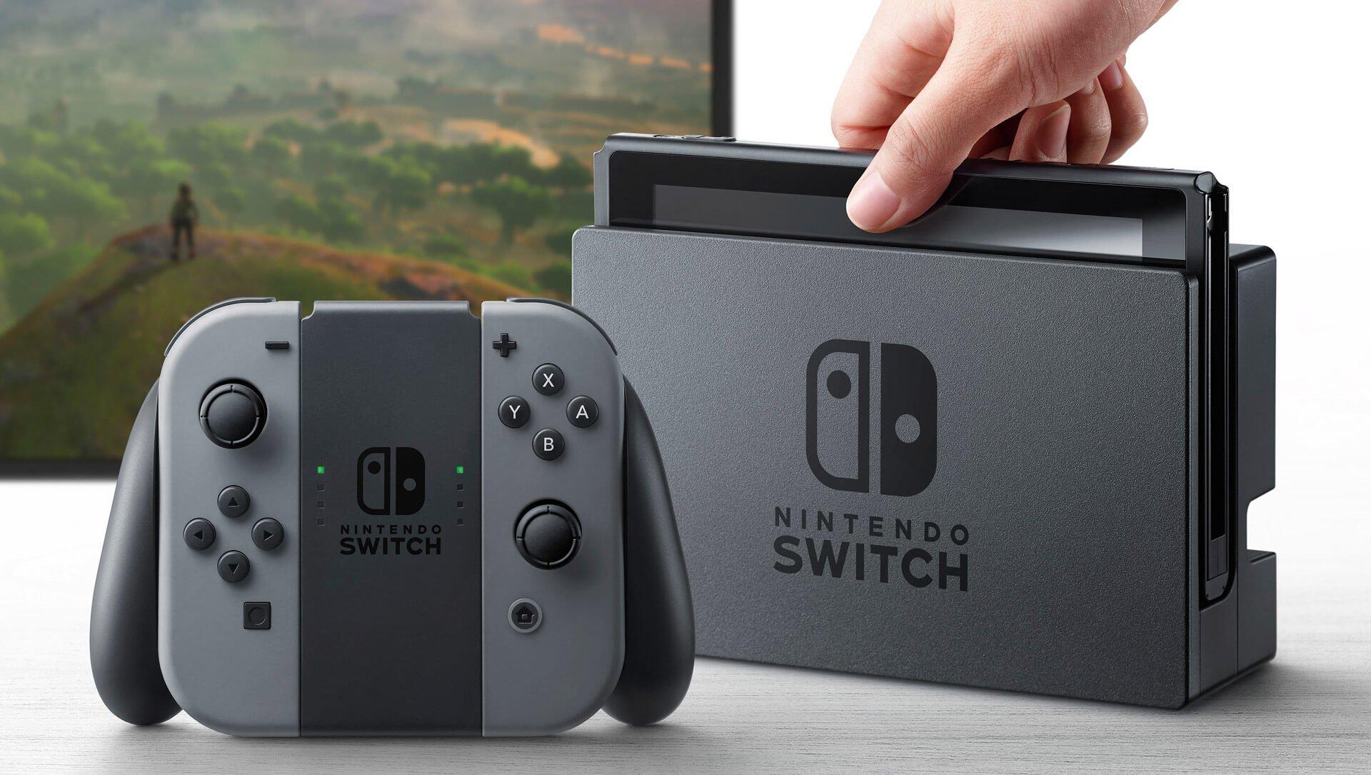Nintendo Switch'in Çıkış Tarihi ve Fiyatı Nintendo Switch'in Çıkış Tarihi ve Fiyatı NintendoSwitch hardware