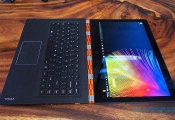 Lenovo Yoga 900 2'si Bir Arada Dizüstü Bilgisayar Özellikleri