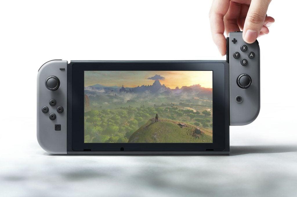 """Nintendo'nun Yeni Oyun Konsolu """"The Switch"""" Zorlu Bir Başlangıca Hazırlanıyor! Nintendo'nun Yeni Oyun Konsolu """"The Switch"""" Zorlu Bir Başlangıca Hazırlanıyor! nintendo switch 201016 1 1 1024x681"""