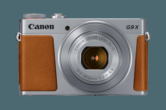 Canon PowerShot G9 X Mark II Çıktı! Canon PowerShot G9 X Mark II Çıktı! powershot g9 x mark ii silver front d