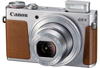 Canon PowerShot G9 X Mark II Çıktı!