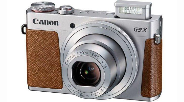 Canon PowerShot G9 X Mark II Çıktı! Canon PowerShot G9 X Mark II Çıktı! powershotg9x 728x403