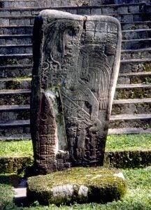 Mayaların Sırrı Çözülmek Üzere Mayaların Sırrı Çözülmek Üzere seibal stela 9 216x300