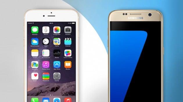 iPhone 8 ekranı için Samsung'la anlaşıldı! iPhone 8 ekranı için Samsung'la anlaşıldı! 1 3