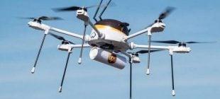 UPS, Drone ile kargo dağıtıyor!