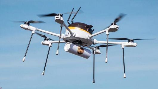 UPS, Drone ile kargo dağıtıyor! UPS, Drone ile kargo dağıtıyor! 103964805 unspecified