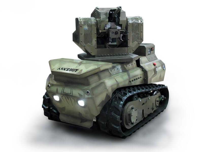 Yerli İnsansız Mini Tank Üretildi Yerli İnsansız Mini Tank Üretildi i ANKEBOT 1463401117