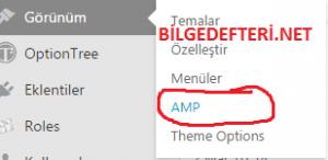Wordpress AMP Uyumlu Hale Getirme Wordpress AMP Tema Yapımı Wordpress AMP Tema Yapımı ve Wordpress AMP Tema Düzenlemesi 1 300x146