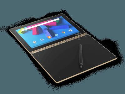 Lenovo, Yeni Yoga Bilgisayarını Tanıttı Lenovo, Yeni Yoga Bilgisayarını Tanıttı lenovo yoga book android front