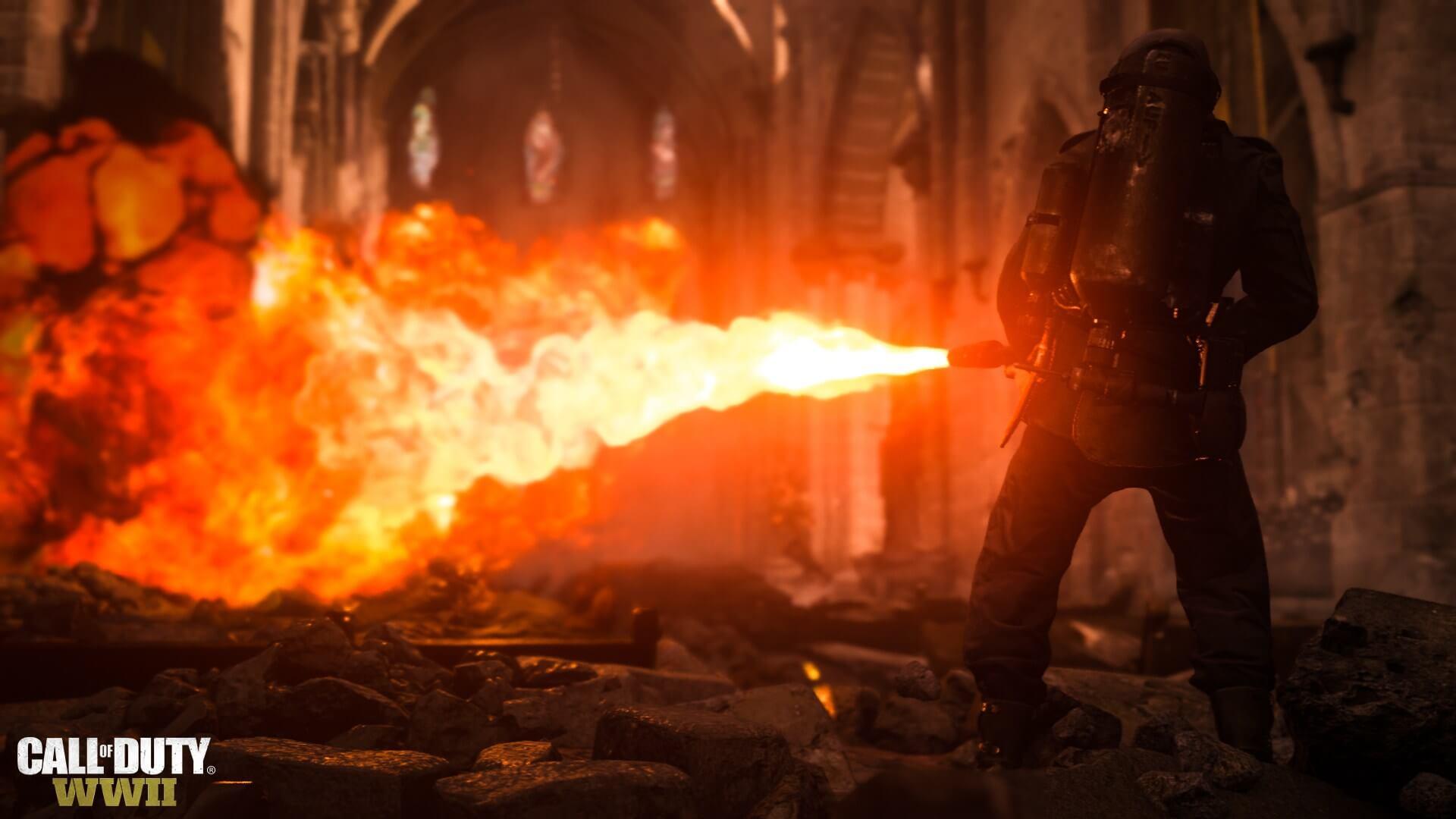 Call of Duty World War 2'ye Kopyacılık Suçlamaları Call of Duty World War 2'ye Kopyacılık Suçlamaları call of duty wwii