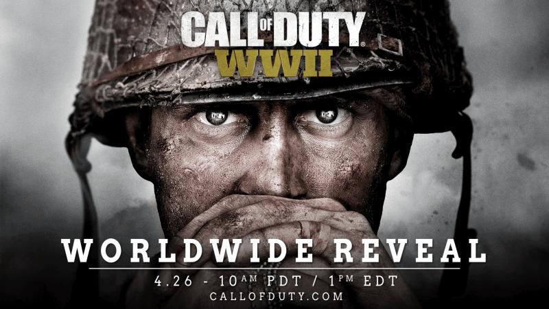Call of Duty World War 2 Yayınlandı! Call of Duty World War 2 Yayınlandı! ftzb9gfuujsrqenaq8d2
