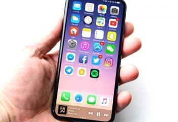 iPhone 8'den Çift Batarya Müjdesi