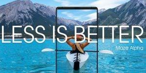 LG G6 Çerçevesiz Ekran ve 6 GB RAM ile Geliyor