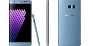 Galaxy Note 8 Teknik Özellikleri Sızdırıldı