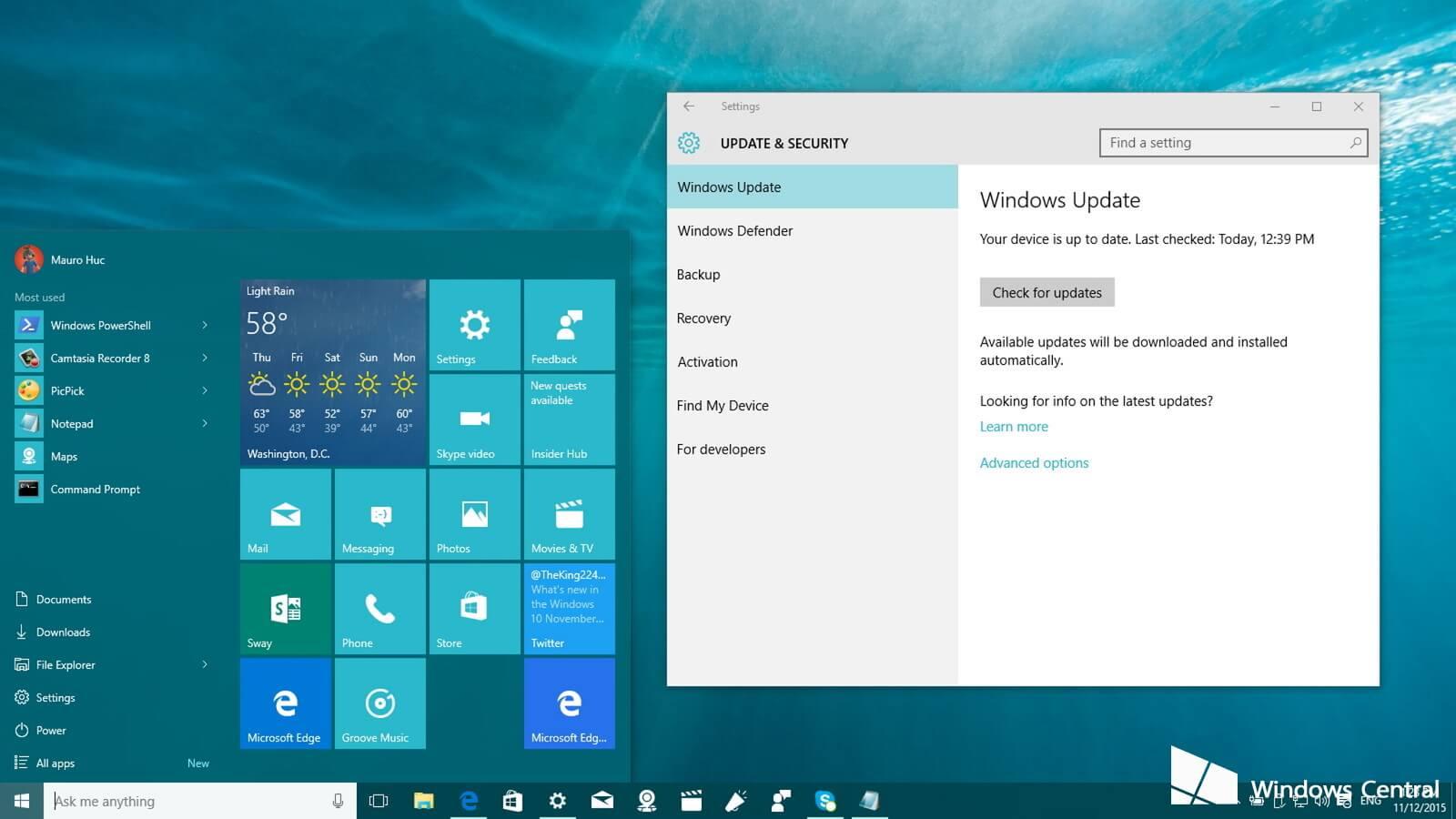 windows update Windows 10 Hataları ve Çözümleri Windows 10 Hataları ve Çözümleri windows update