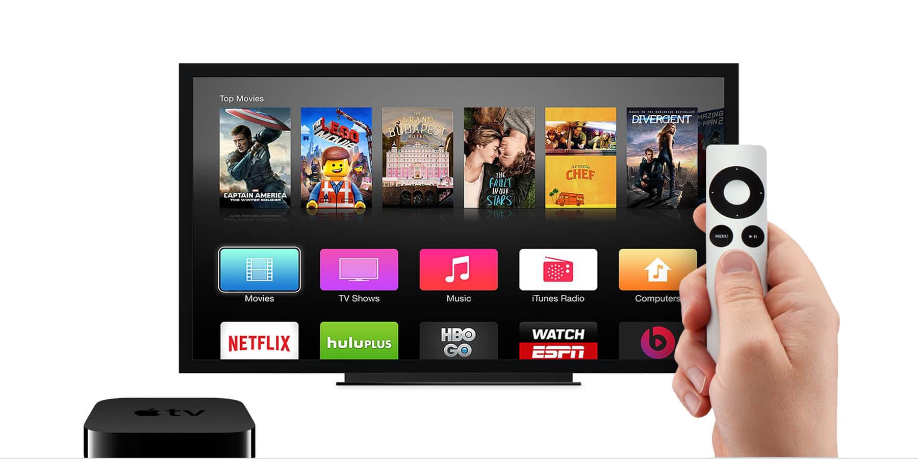 Apple TV Nasıl Kullanılır Apple TV Apple TV Nedir? Nasıl Kullanılır? Apple tv nasil kullanilir