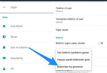 Android Bildirim Problemi Çözümü