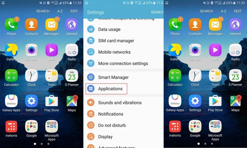 Android uygulama kaldırma Android Root'suz Kullanılmayan Uygulamayı Kaldırma