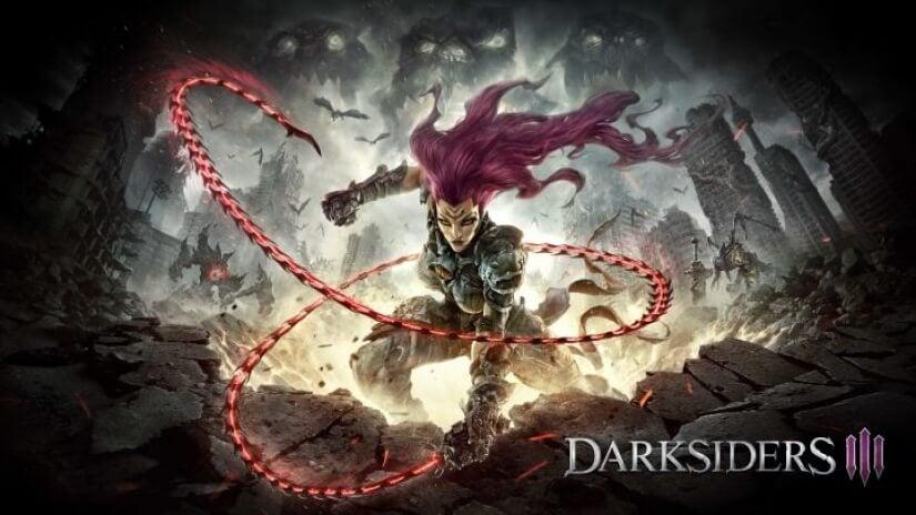 Darksiders 3 Resmen Tanıtıldı Darksiders 3 Resmen Tanıtıldı darksiders 3