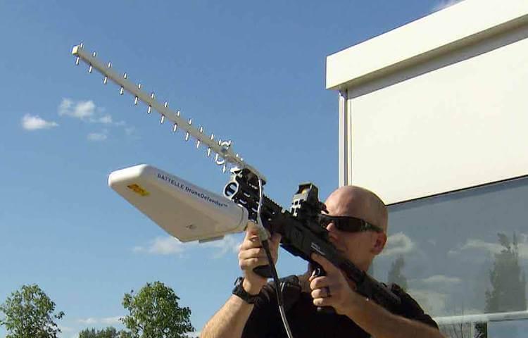 Drone savar nasıl çalışır Drone Savar