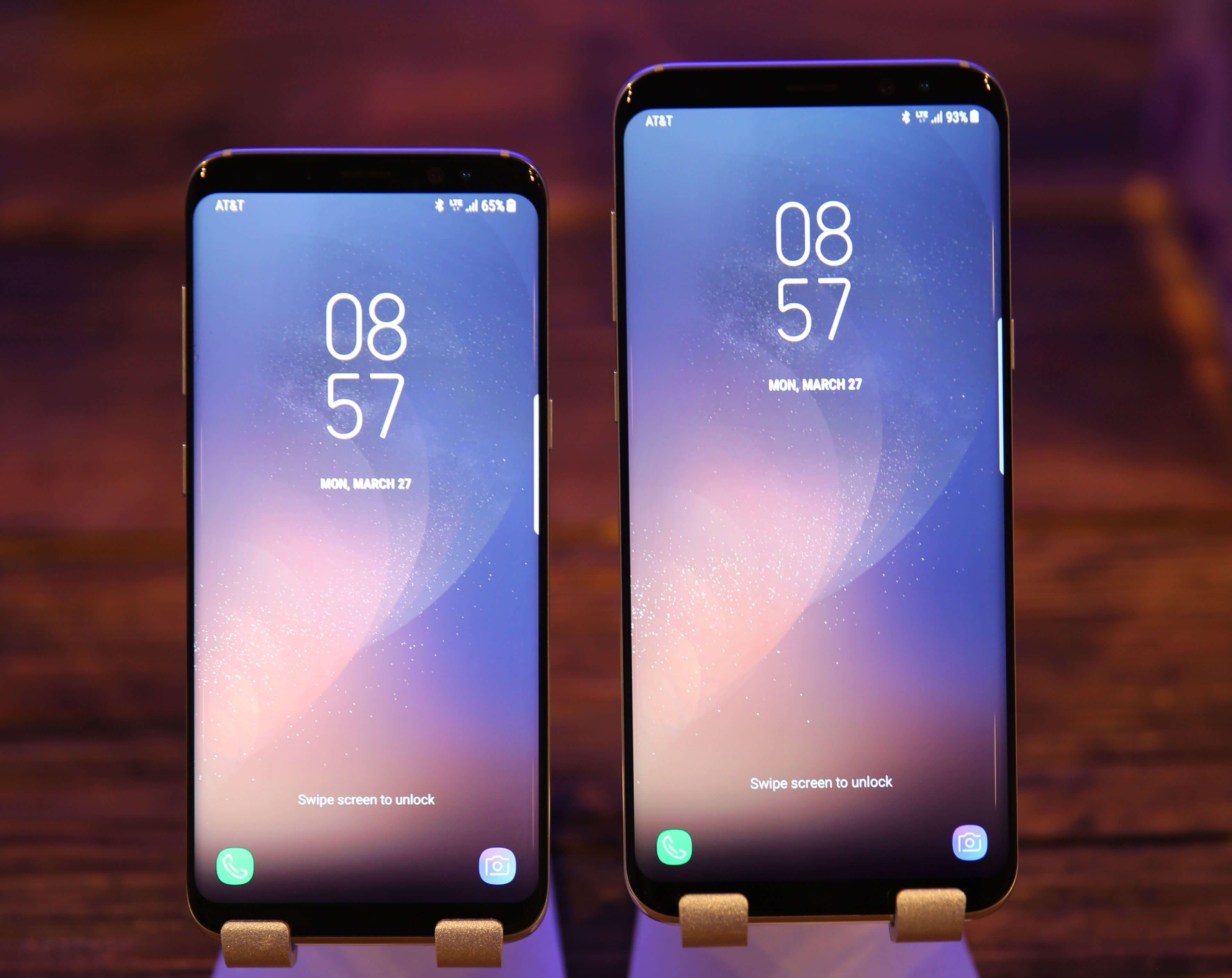 Galaxy S8 ve S8 Plus Ön İnceleme Galaxy S8 ve S8 Plus Ön İnceleme galaxy s8