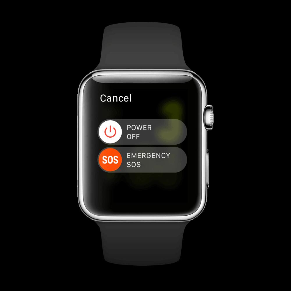 Apple Watch SOS Sistemi Apple Watch SOS Zorlanılan Apple Watch SOS Sisteminin Kurulumu iWatch acil durum