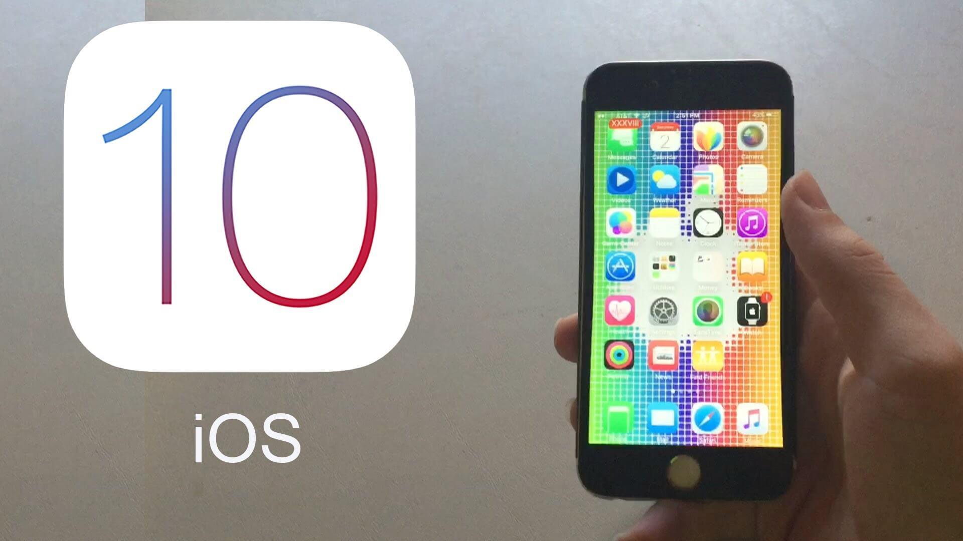 İOS 10 Problemleri İOS 10 İOS 10 İle Gelen 5 Probleme Çözüm Yöntemleri ios problemleri