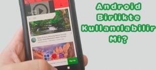 Önü İphone Arkası Android Olabilir Mi?