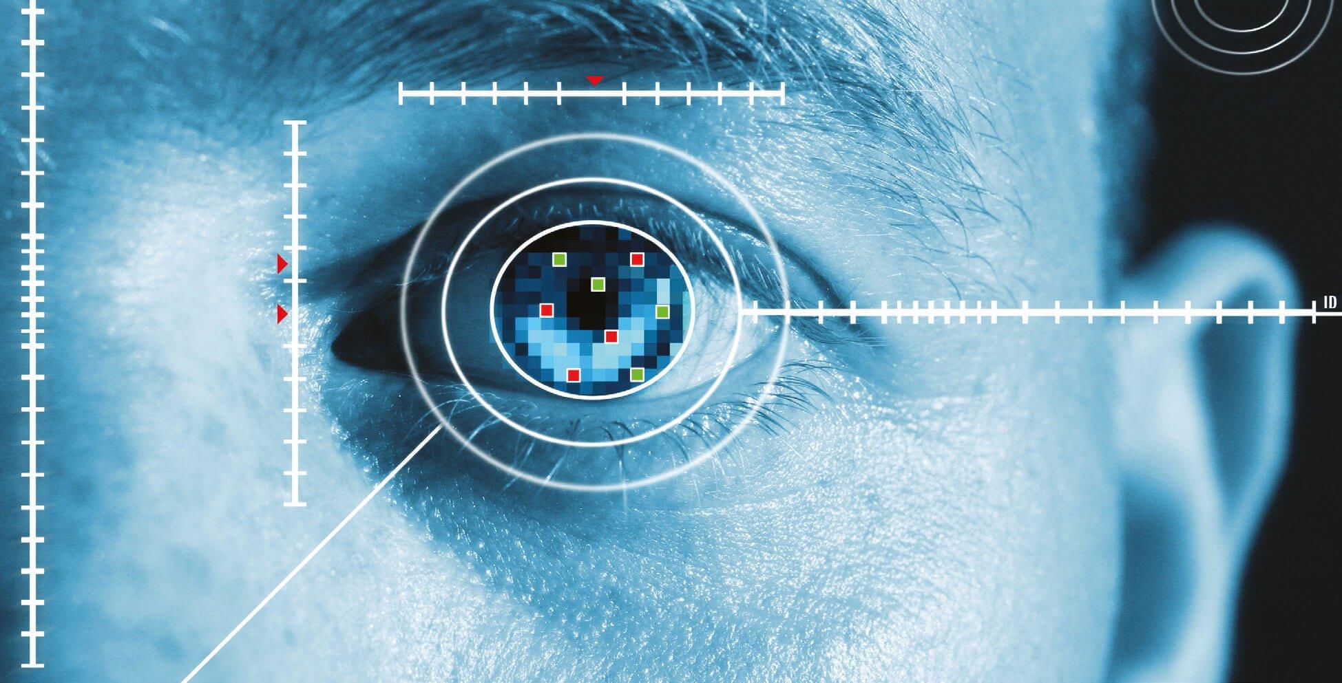 İris Tanıma Sistemi iris tanıma sistemi Göz Tarama Teknolojisi Nasıl Çalışır? iris tanima sistemi