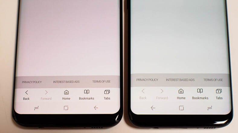 Samsung Galaxy S8 Kırmızı Ekran Galaxy S8 Kırmızı Ekran Sorunu Samsung Galaxy S8 Kırmızı Ekran Sorunu kirmizi ekran sorunu
