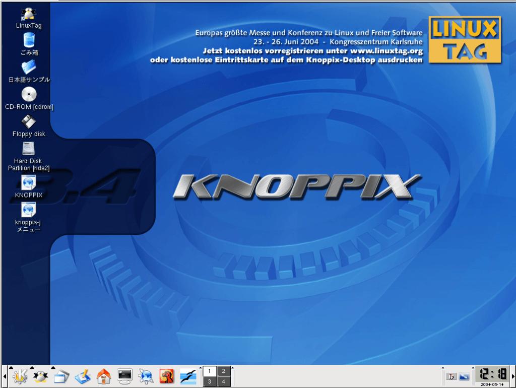 Knoppix İşletim Sistemi Silinen Dosyaları Geri Getirme Bilgisayarda Silinen Dosyaları Geri Getirme knoppix 1024x770