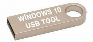 Windows 10 USB Tool Hazırlama