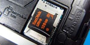 Android SD Kart Tamiri