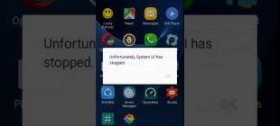 Android Durduruldu Hatasına Çözüm