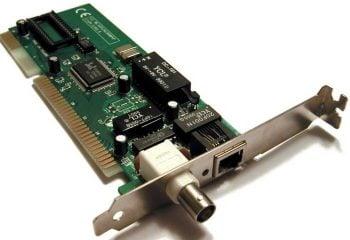 Ethernet Kartını Görmüyor Sorunu Çözüldü