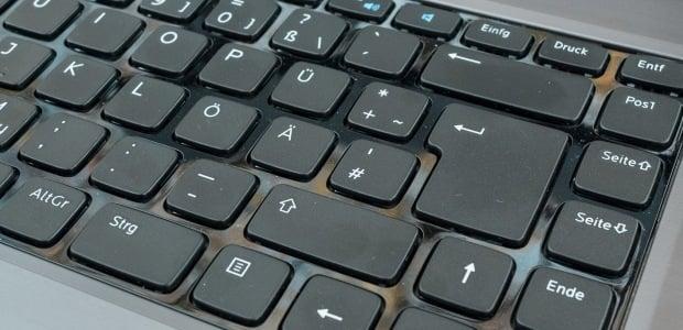HP Klavye Sorunu Klavye Çalışmıyor